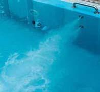 Гидромассаж в бассейне