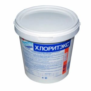 Хлоритекс табл.20гр. 0.8кг