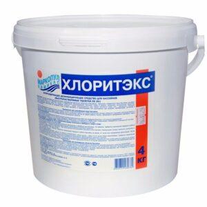 Хлоритекс (табл. 20гр.) 4кг.